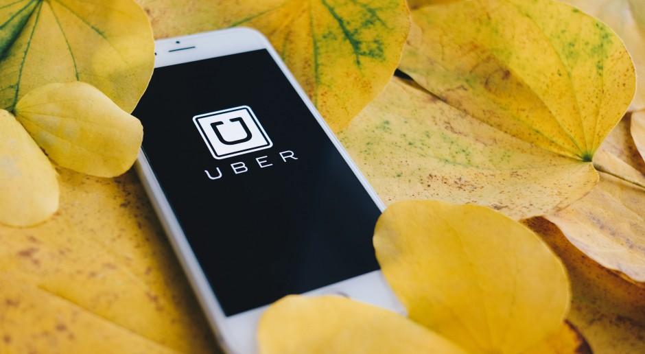 Uber obniża wycenę firmy przed wejściem na giełdę