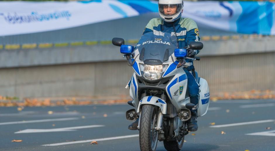Słowenia. Policjanci chcą podwyżek płac o 15 proc. Rozpoczęli strajk