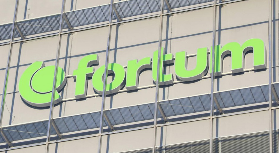Fortum chce zwiększyć przychody z rynku energii i gazu o 300 mln zł
