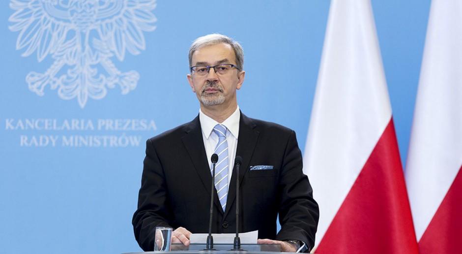 Jerzy Kwieciński: ostatnie wydarzenia w KNF nie wyhamują procesu inwestycyjnego
