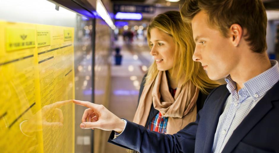 System informacji pasażerskiej za ponad ćwierć miliarda zł na jednej linii kolejowej