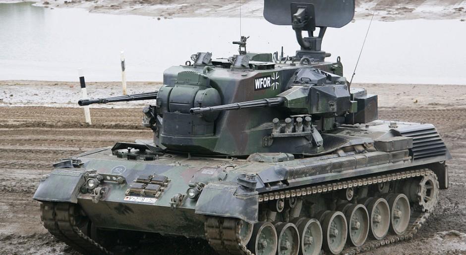 Bundeswehra nie ma środków do udziału w szpicy NATO