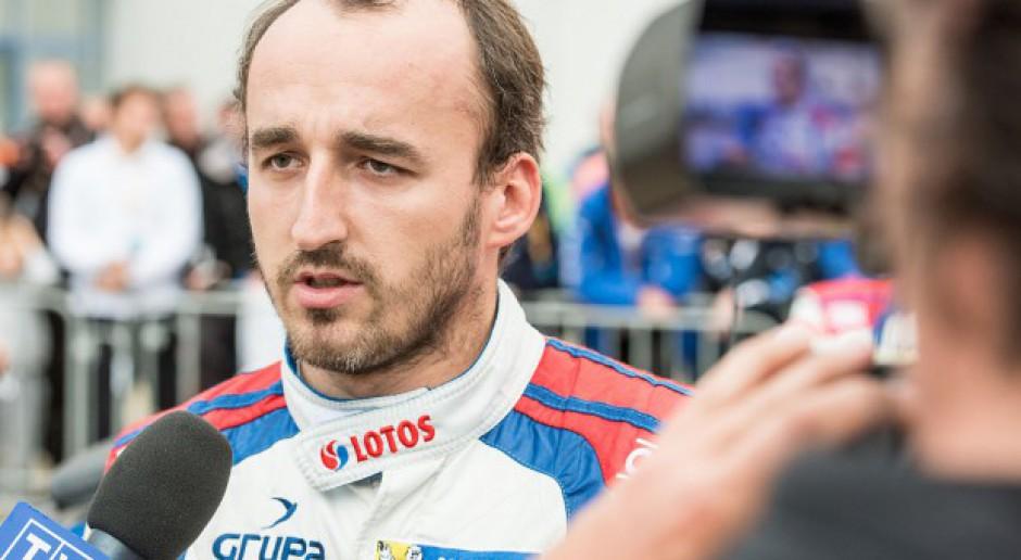 Robert Kubica w F1 jednak z Lotosem?