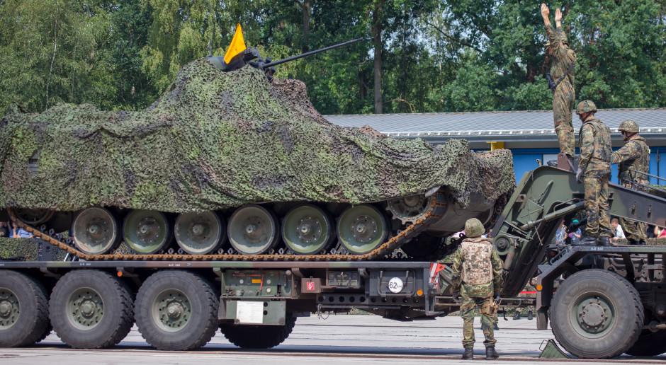 Krytyczny raport Bundestagu o stanie niemieckich sił zbrojnych
