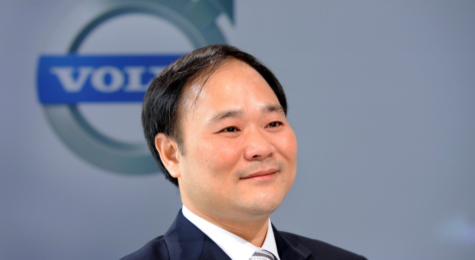 Właściciel chińskiej marki Geely największym udziałowcem Daimlera