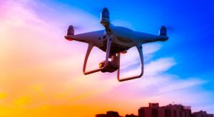 Pierwszy w Europie system do koordynacji lotów dronów uruchomiono w Polsce
