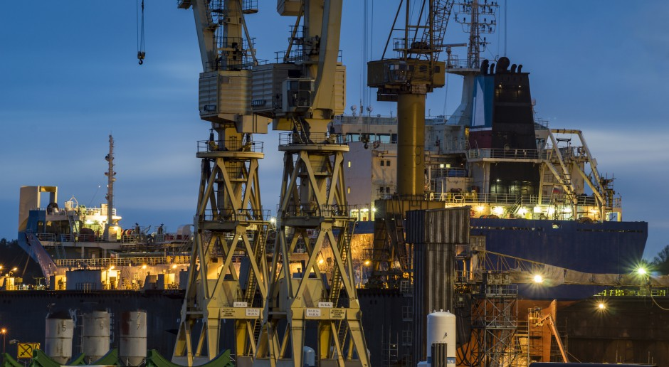 Marek Gróbarczyk o dalszych ulgach i pomocy dla przemysłu stoczniowego