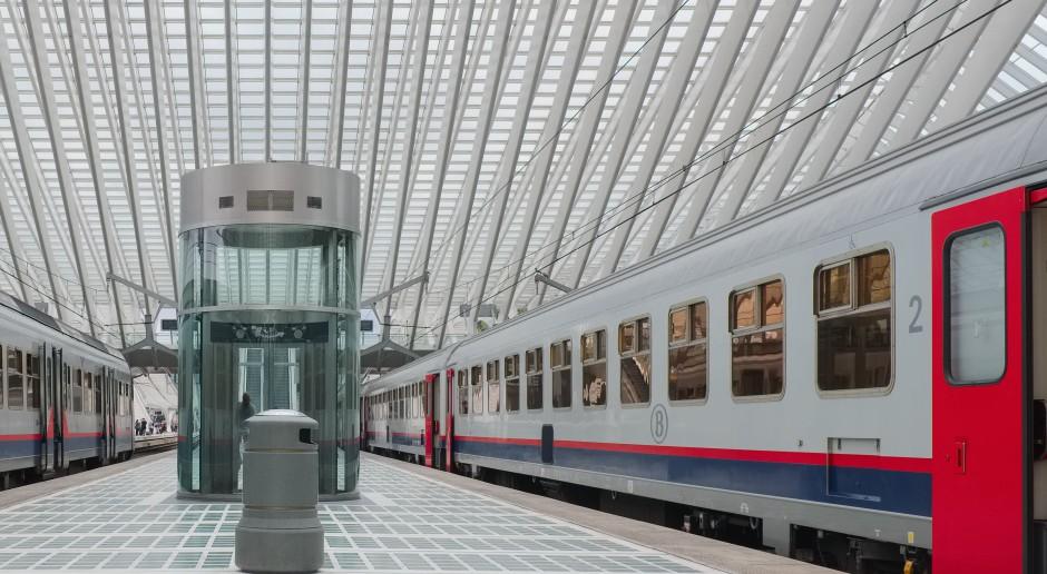 Nocne pociągi wróciły do Belgii