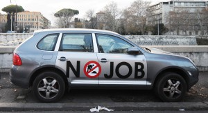 Stopa bezrobocia w  strefie euro wyższa niż przewidywano