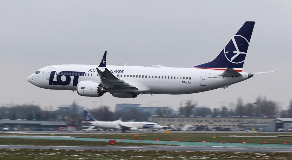 LOT chce rekompensaty od Boeinga