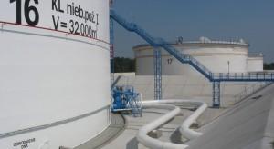PERN rozstrzygnął przetarg na budowę zbiorników