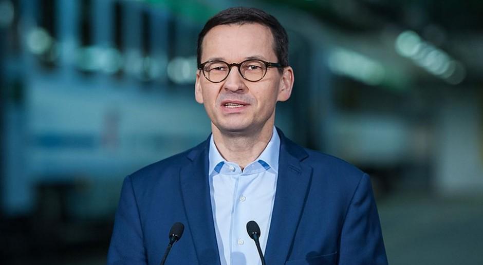 Mateusz Morawiecki złożył eksporterom obietnice