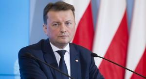 Mariusz Błaszczak zdecydował o uziemieniu samolotów MiG-29