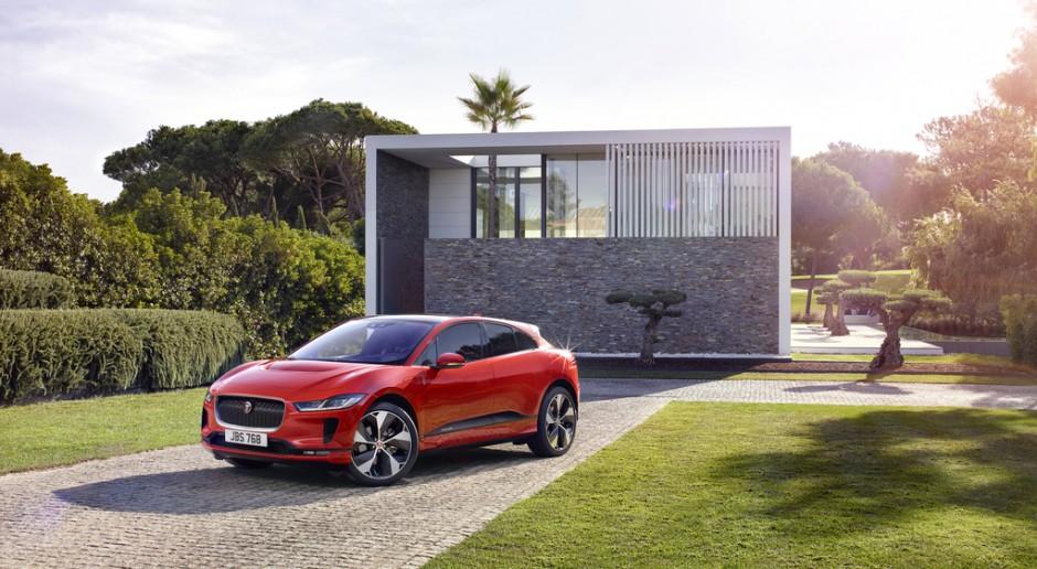 Nowy elektryczny Jaguar