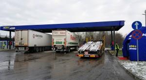 Kierowcy ciężarówek bez zimowego diesla ani rusz