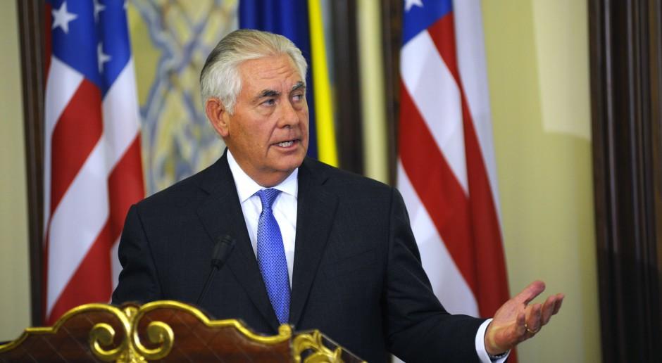 Rex Tillerson: niech Afryka uważa na kredyty z Chin