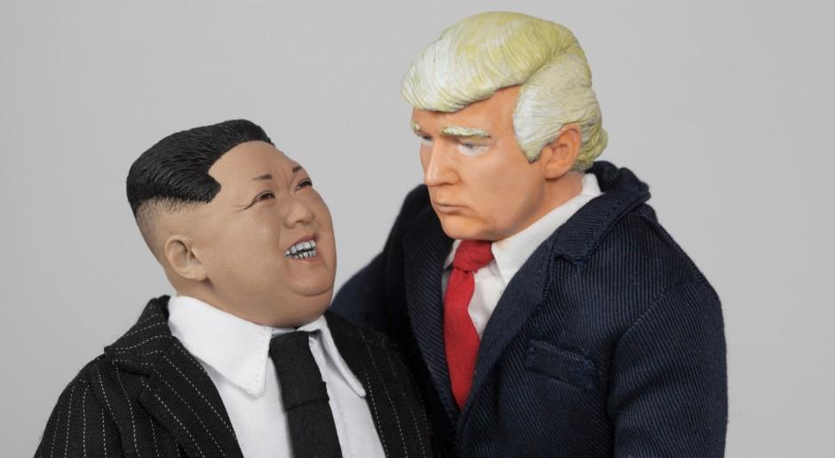 Historyczne spotkanie przywódców USA i Korea Płn. w maju