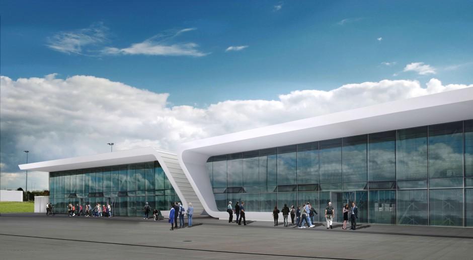 Polskie porty lotnicze korzystają z rosnącej obsługi Ukraińców