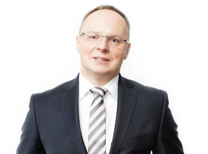 - Wchodzimy w kwartał stabilizacji cenowej – mówi Marek Żołubowski, prezes European Steel Group. Fot. mat. prasowe