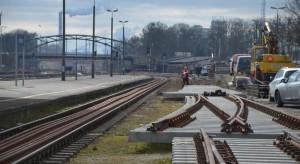 Inwestycje na kolei coraz częściej przypadają polskim firmom