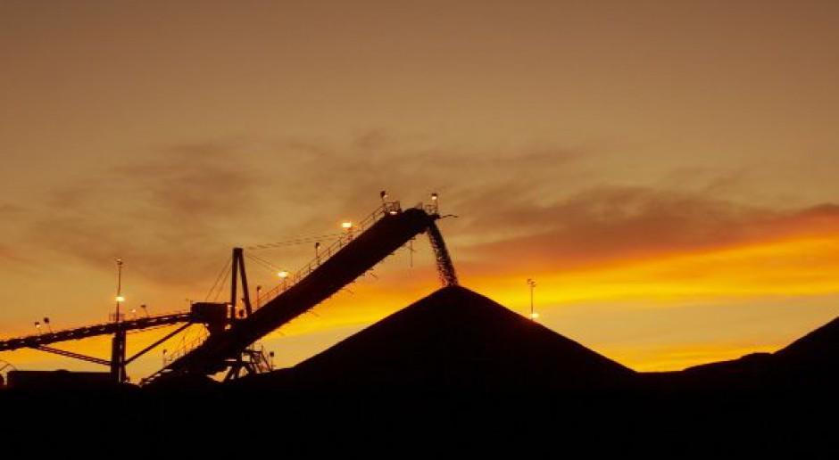 Ceny metali, węgla i paliw
