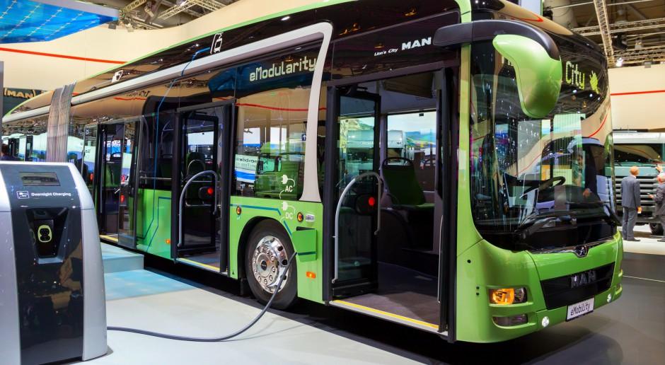 Metropolia stawia na zeroemisyjne autobusy