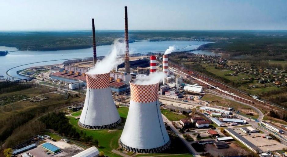 Sierpień 80 za budową Ostrołęki C na węgiel