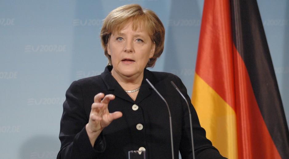 Merkel: nie będzie broni dla Arabii Saudyjskiej do wyjaśnienia śmierci dziennikarza