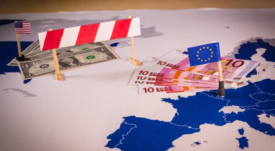 """""""Za mało zaufania między UE i USA na szeroki pakt handlowy"""""""