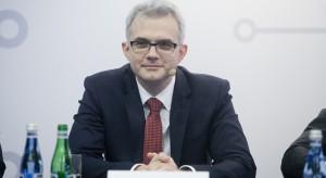 Mateusz Bonca ma szansę zostać prezesem Grupy Lotos na dłużej