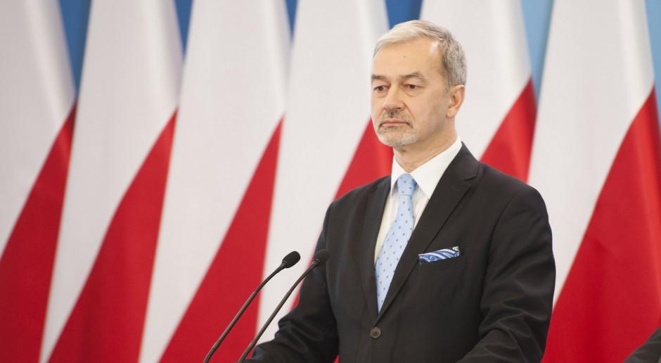 """Jerzy Kwieciński: dokument """"Łącząc Europę"""" to polski sukces negocjacyjny"""