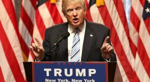 Donald Trump uderzył też w polskie firmy
