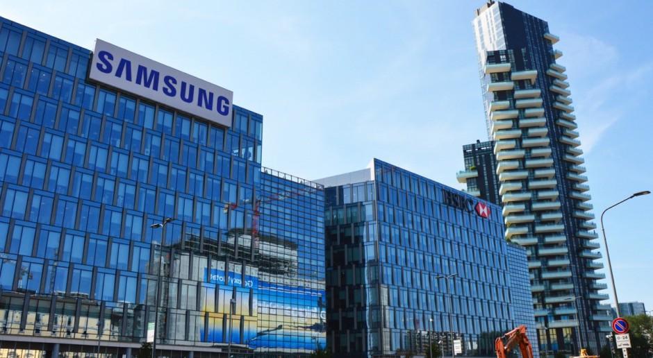 Samsung inwestuje w infrastrukturę, chce wykorzystać słabość Huaweia