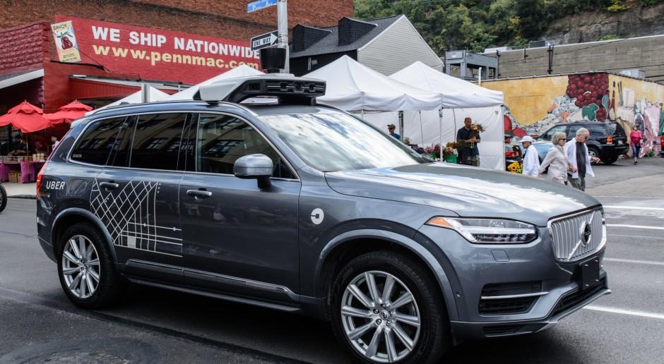 Uber bez zarzutów ws. śmiertelnego wypadku auta autonomicznego