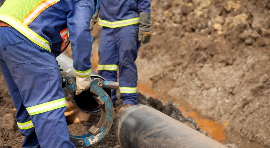 Izostal ze Stalprofilem mogą zarobić na budowie  gazociągu Polska-Słowacja