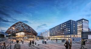 Chcesz zamieszkać na najdroższej działce w Łodzi? Wkrótce ruszy budowa
