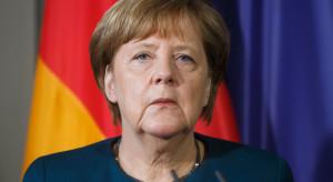Angela Merkel chce zachować tranzyt gazu przez Ukrainę mimo Nord Stream 2