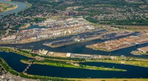 Wysychający Ren zagrożeniem dla całej niemieckiej gospodarki
