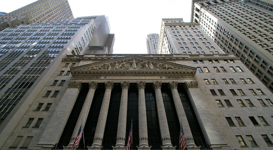 Wzrosty na Wall Street. Apetyt wspierały sygnały wysyłane przez prezydenta Chin w stronę USA