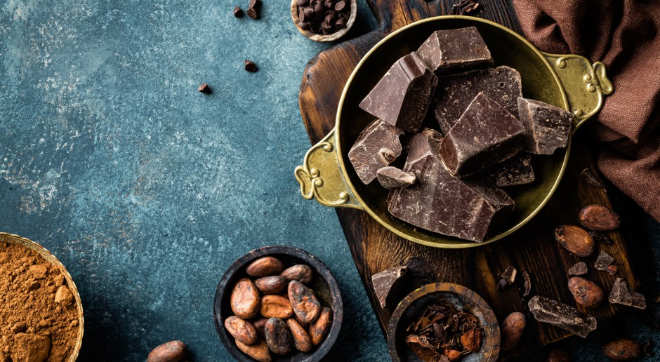 Jemy coraz więcej czekolady, bo żyje się nam lepiej