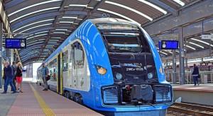 Do Kolei Śląskich dotarł ostatni pociąg z zamówienia w Pesie