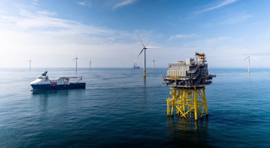 Janusz Gajowiecki z PSEW o przyszłości przed morską energetyką wiatrową