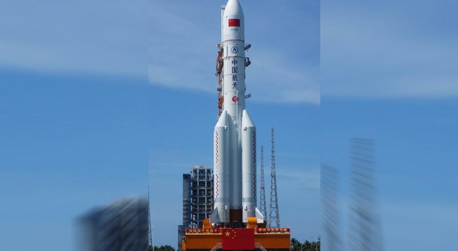 Chińczycy lecą na Księżyc