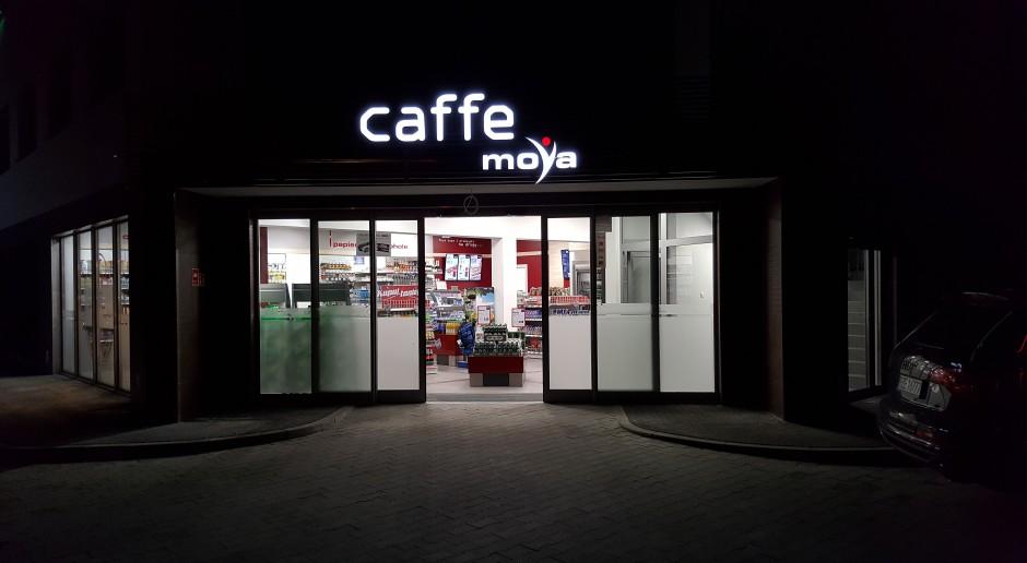 Trzy nowe stacje w sieci Moya