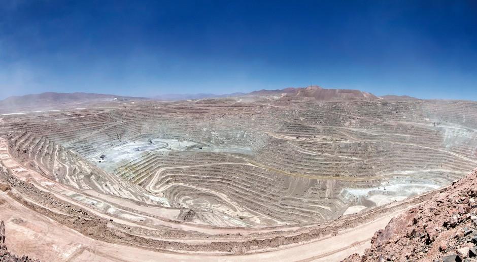 Strajk w kopalni Escondida kluczowy dla cen miedzi