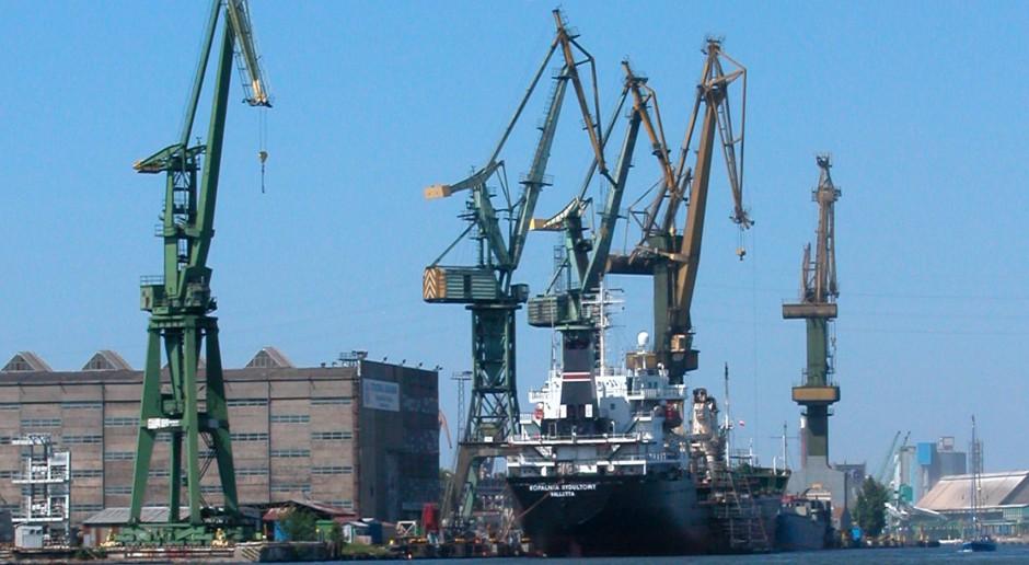 Stocznia Gdańsk będzie stała na trzech nogach