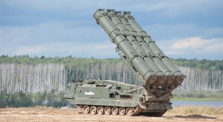 Rosja dostarczy Syrii zestawy rakietowe S-300