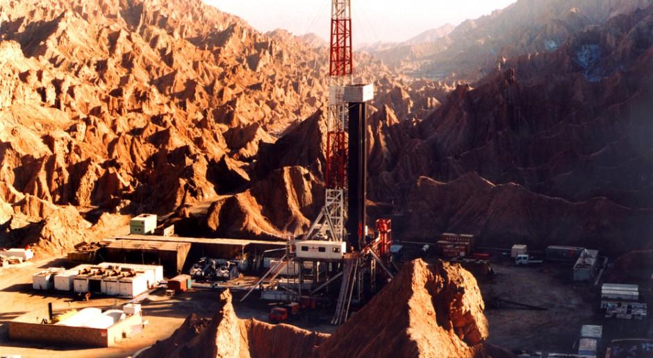 Chiny podwoją produkcję gazu łupkowego w dwa lata