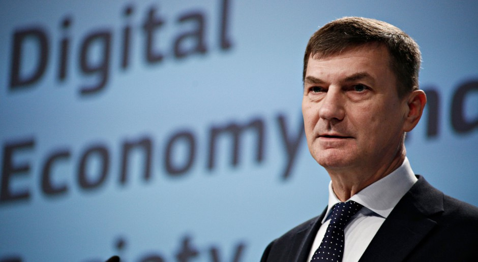 Andrus Ansip na Europejskim Kongresie Gospodarczym