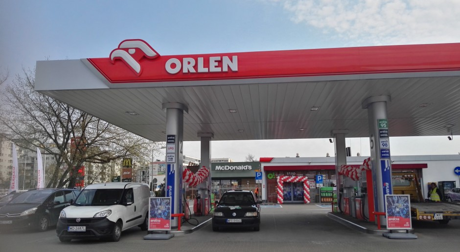 Orlen osiągnął rekordową sprzedaż paliw na stacjach